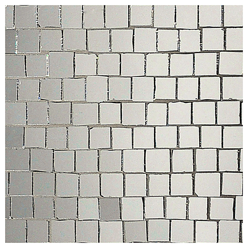 stained glass mosaic tile roman