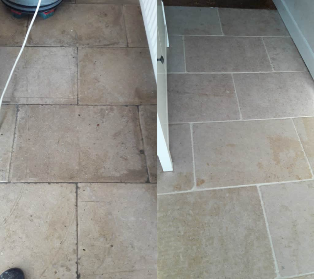 Leicestershire Stone Floor CleaningRestoration Call NOW