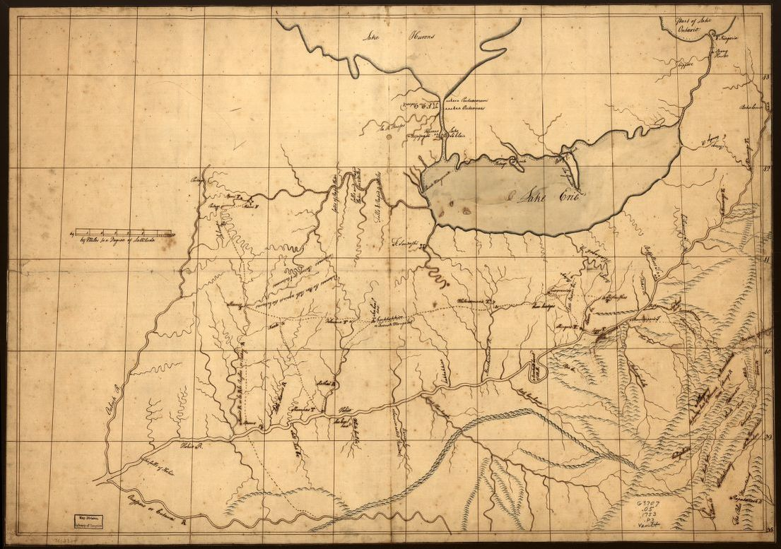 Touring The French And Indian War Campaigns In The Ohio