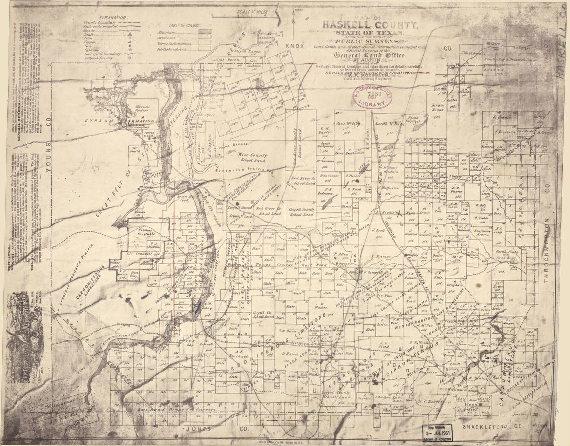 library of congress maps