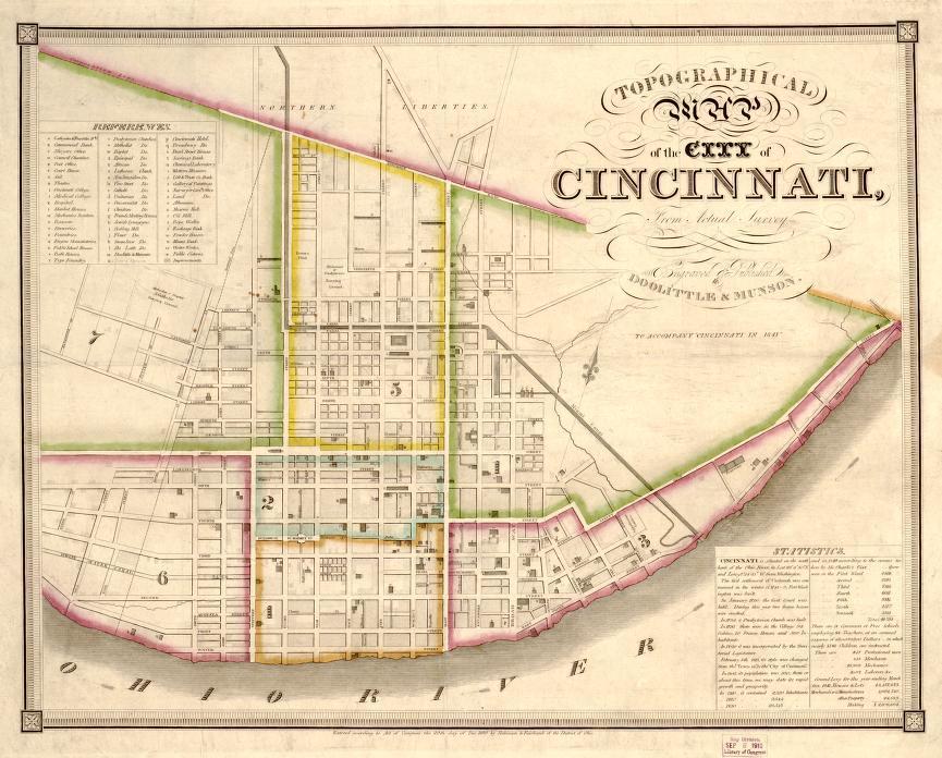 Downtown Houston Map Street Names