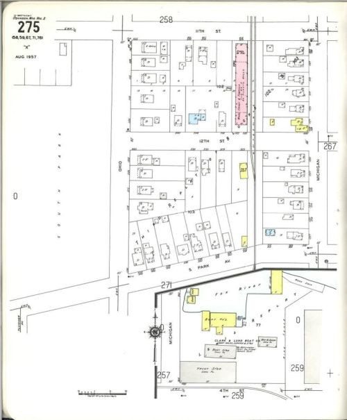 small resolution of image 21 of sanborn fire insurance map from oshkosh winnebago county wisconsin library of congress