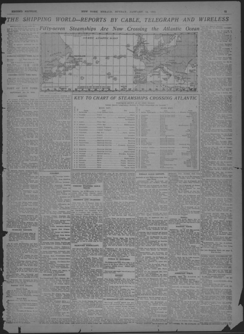 hight resolution of image 33 of the new york herald new york n y january 14 1912 second section library of congress