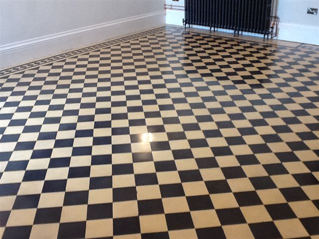 Victorian Minton Tile Cleaning Services Tile Stone Medic