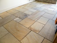 Indian Stone floor in Sutton, Macclesfield, Cheshire ...