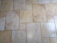 Ceramic Tile Floor Cleaning, Sealing & Polishing, Little