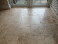 Travertine Tile Floor Cleaning, Sealing & Polishing Lytham ...