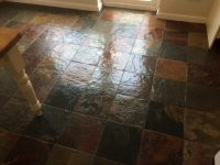 Welsh Slate Floor Stripping, Cleaning, Sealing & Polishing ...