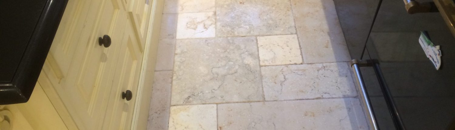 Travertine Floor Cleaning Services Tile Stone Medic
