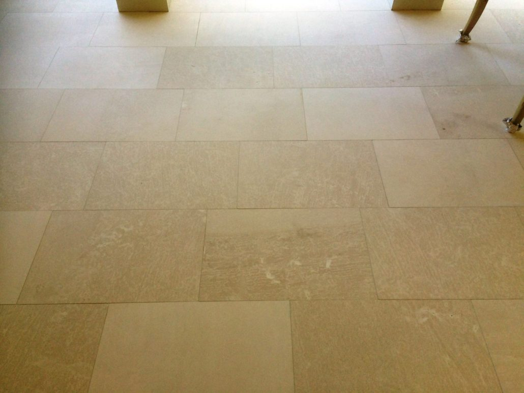Limestone Floor Tile Stripping Cleaning Amp Sealing