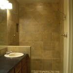 Kerdi master shower with Laticrete's Spectalock epoxy grout