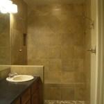 Kerdi master shower with Laticrete's Spectalock epoxy grout