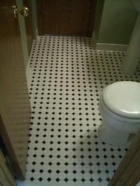 Tile Bathroom Floor And Shower