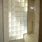 Glass Block installation in Fort Collins, Colorado