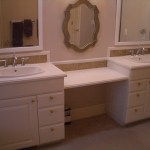 Staron hard surface countertop installation contractor in Fort Collins