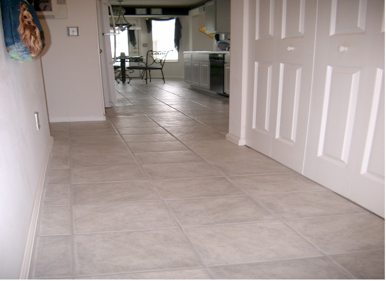 Tile Floor Contnet Page