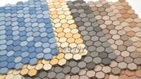Porcelain Mosaic | tiledaily