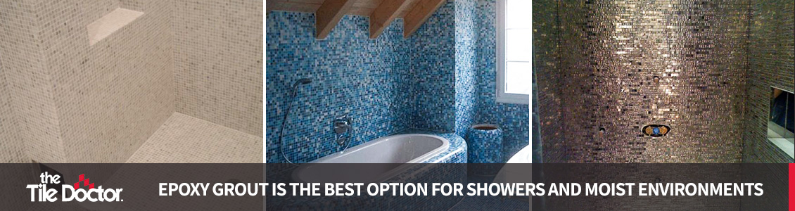 what is the best grout to use in a