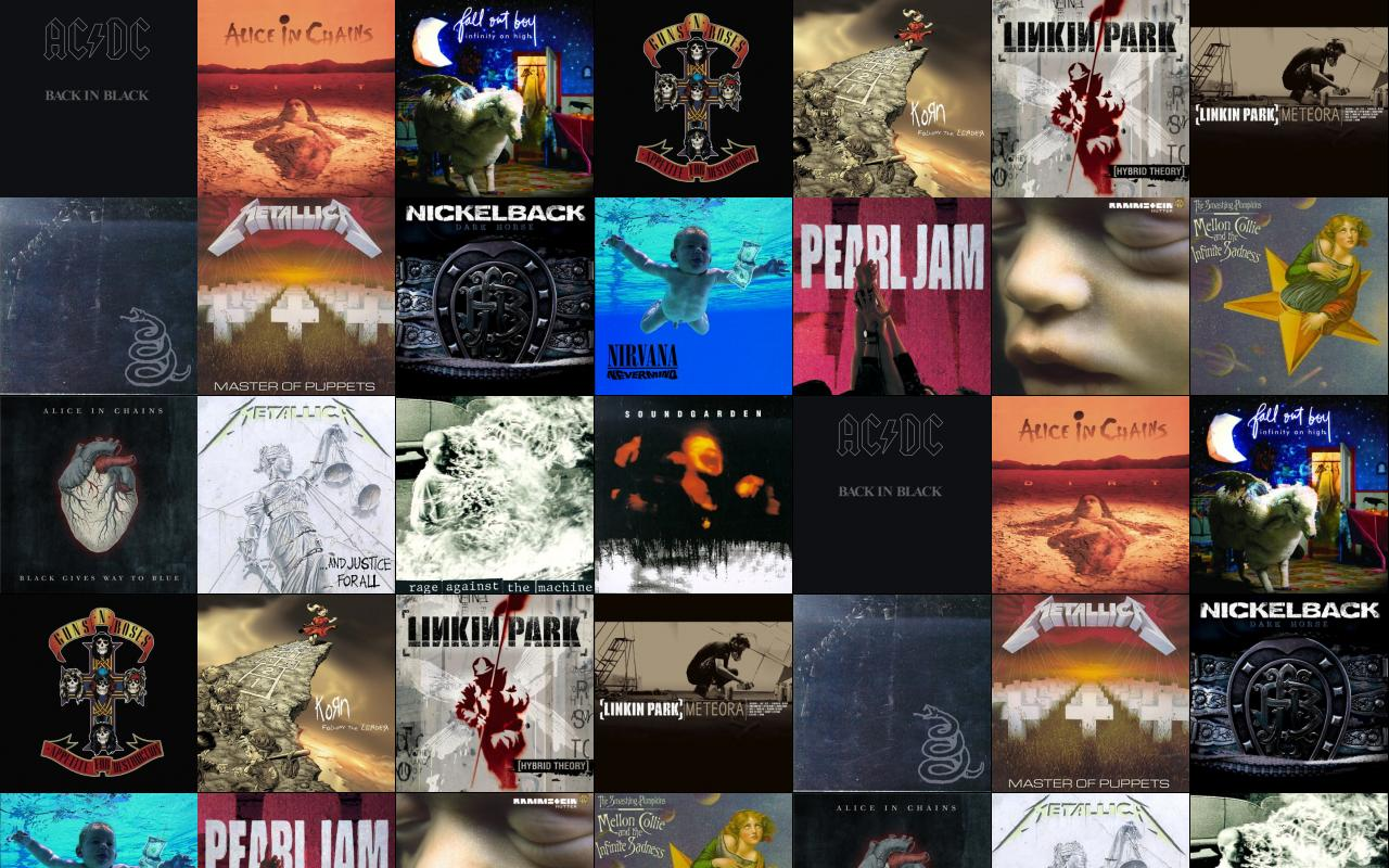 Fall Desktop Wallpaper With Pumpkins Acdc Back In Black Alice In Chains Dirt Wallpaper 171 Tiled