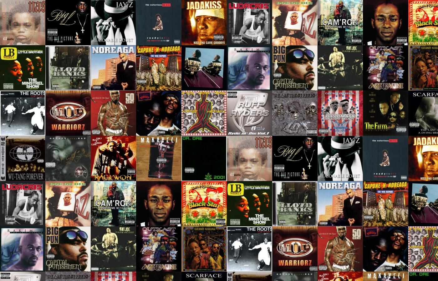 Things Fall Apart Wallpaper The Roots Nas Illmatic Big L Big Picture Jay Wallpaper 171 Tiled
