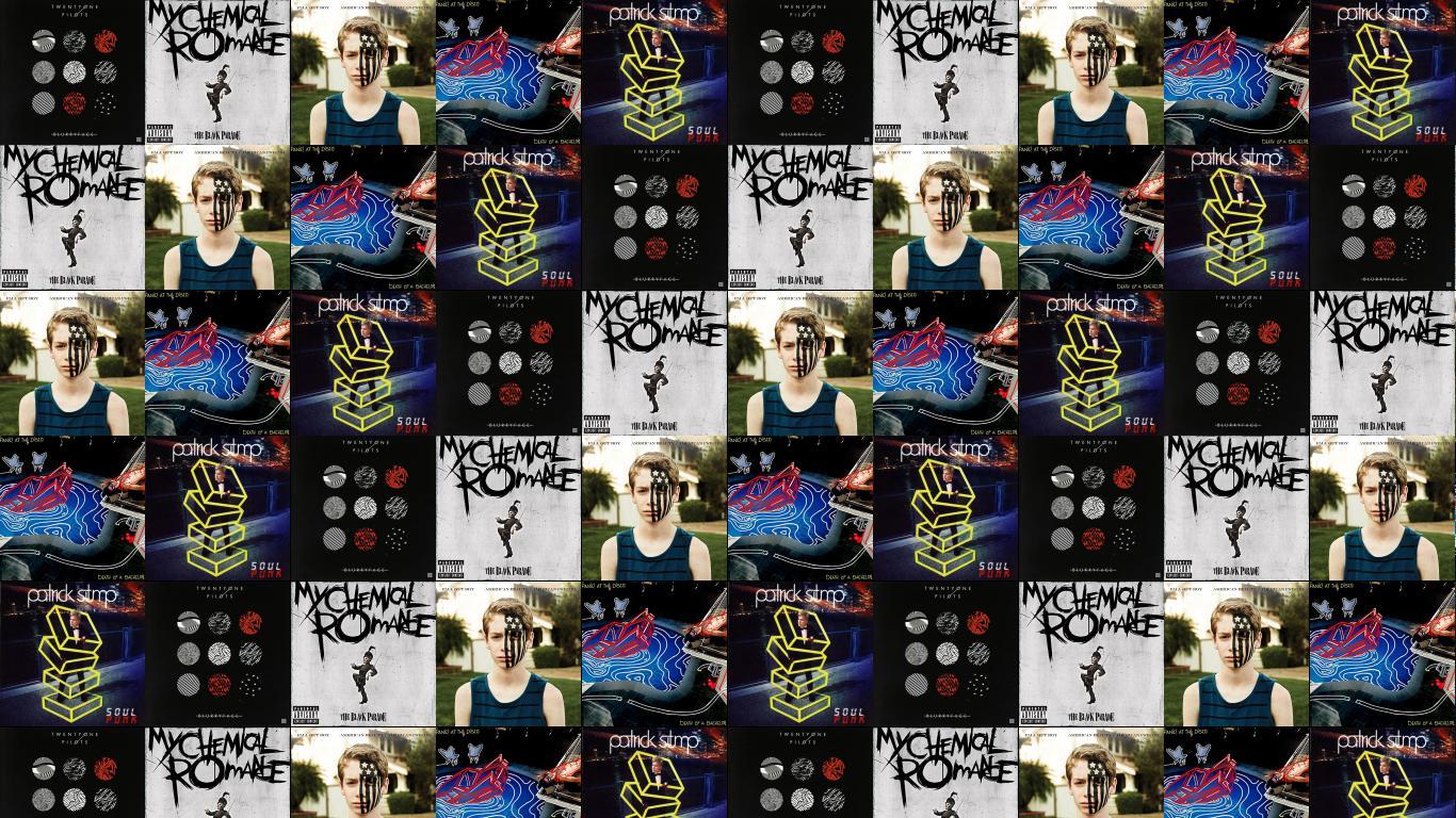 Fall Out Boy Album Wallpaper Patrick Stump 171 Tiled Desktop Wallpaper