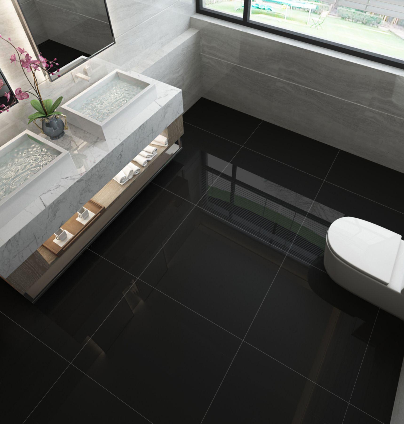 super black tile express shop