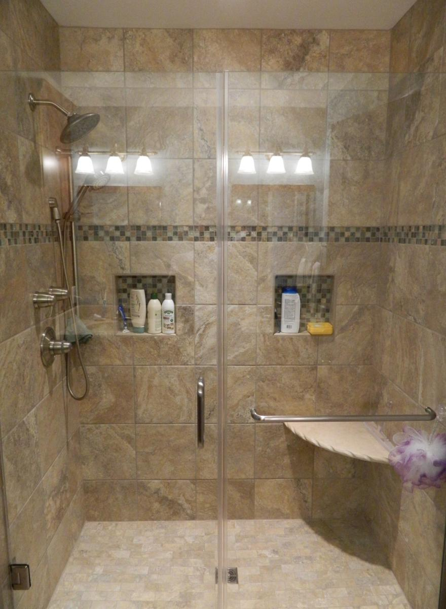 19 Amazing Ideas How To Use Ceramic Shower Tile