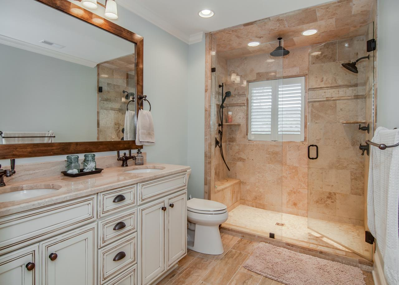 30 Great Pictures And Ideas Classic Bathroom Tile Design Ideas