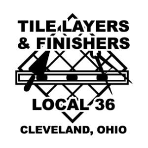 Tile Layers Local 36 Ohio Logo