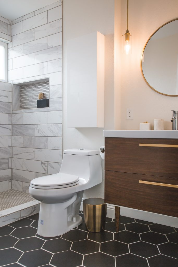bathroom refreshes houzz study finds