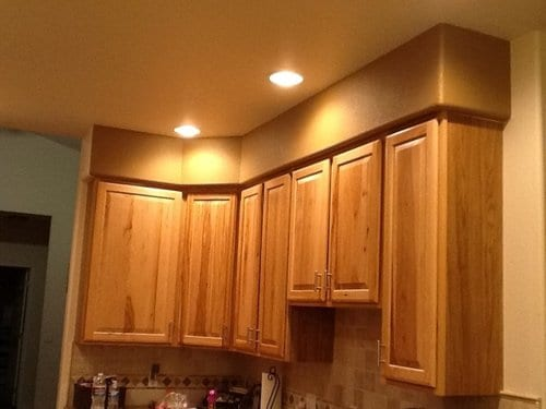 10 creative ideas for kitchen soffits