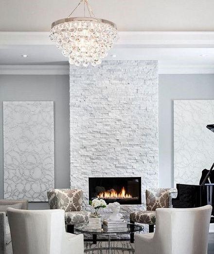 ceramic tiles for kitchen built in islands fireplace - anatolia ledgestone glacier 4