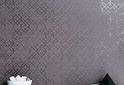 AKDO's Etro porcelain tile collection shown here in Metal Brown.