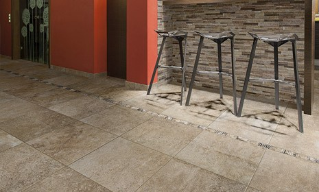 Florida Tile's EarthstoneHDP porcelain tile