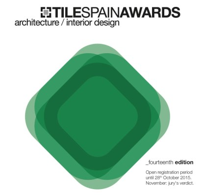 14th Tile of Spain Awards of Architecture and Design