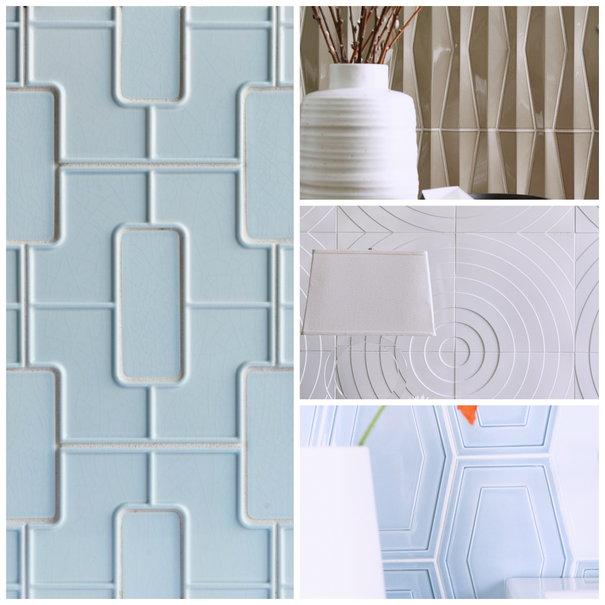 Walker Zanger Debuts Exclusive New Tile Collections