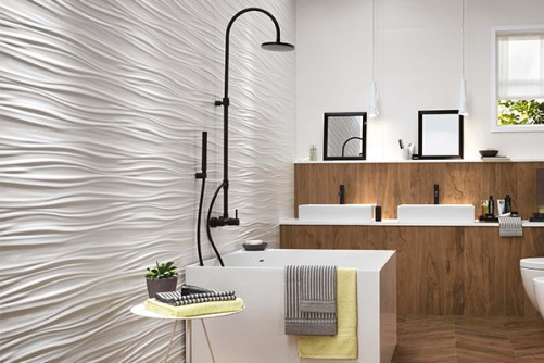 Arch Series – 3-D Textured wall tiles