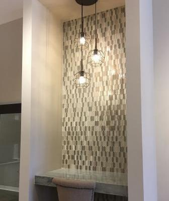 Soci's Mini Picket Tile Pattern - Birch Blend