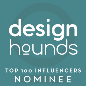 Tileometry Listed as Designhounds 100 Influencers 2018