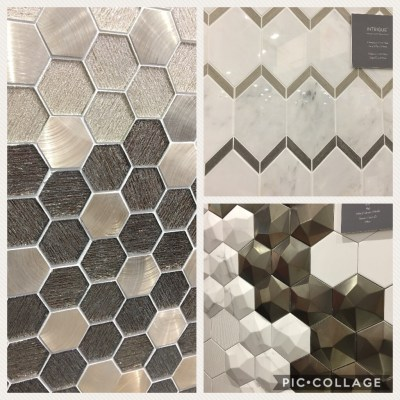 Tactile, glamorous tile collections from Emser Tile