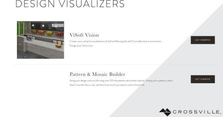 Crossville visualizer