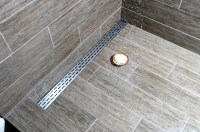 Tile In Shower Drain | Tile Design Ideas