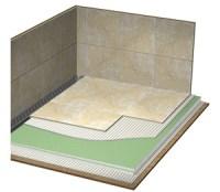 Pre Sloped Shower Pans & Shower Drain Slope