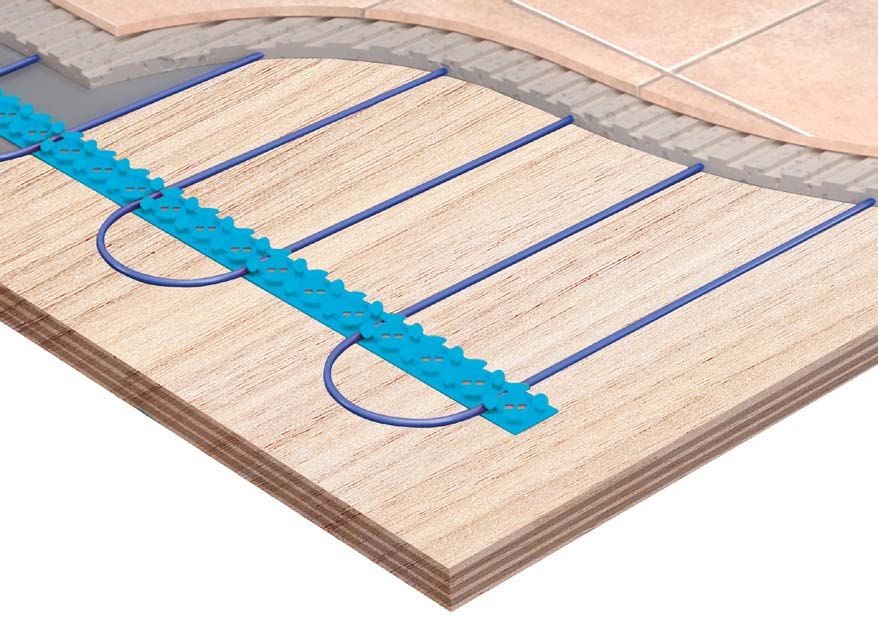 Electric Floor Heating Cable Electric Wire Floor Heating