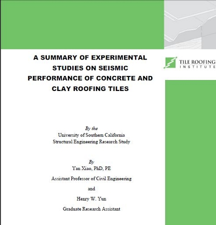 http tileroofing 3dcartstores com a summary of experimental studies on seismic performance of concrete and clay roofing tiles pdf download p 36 html