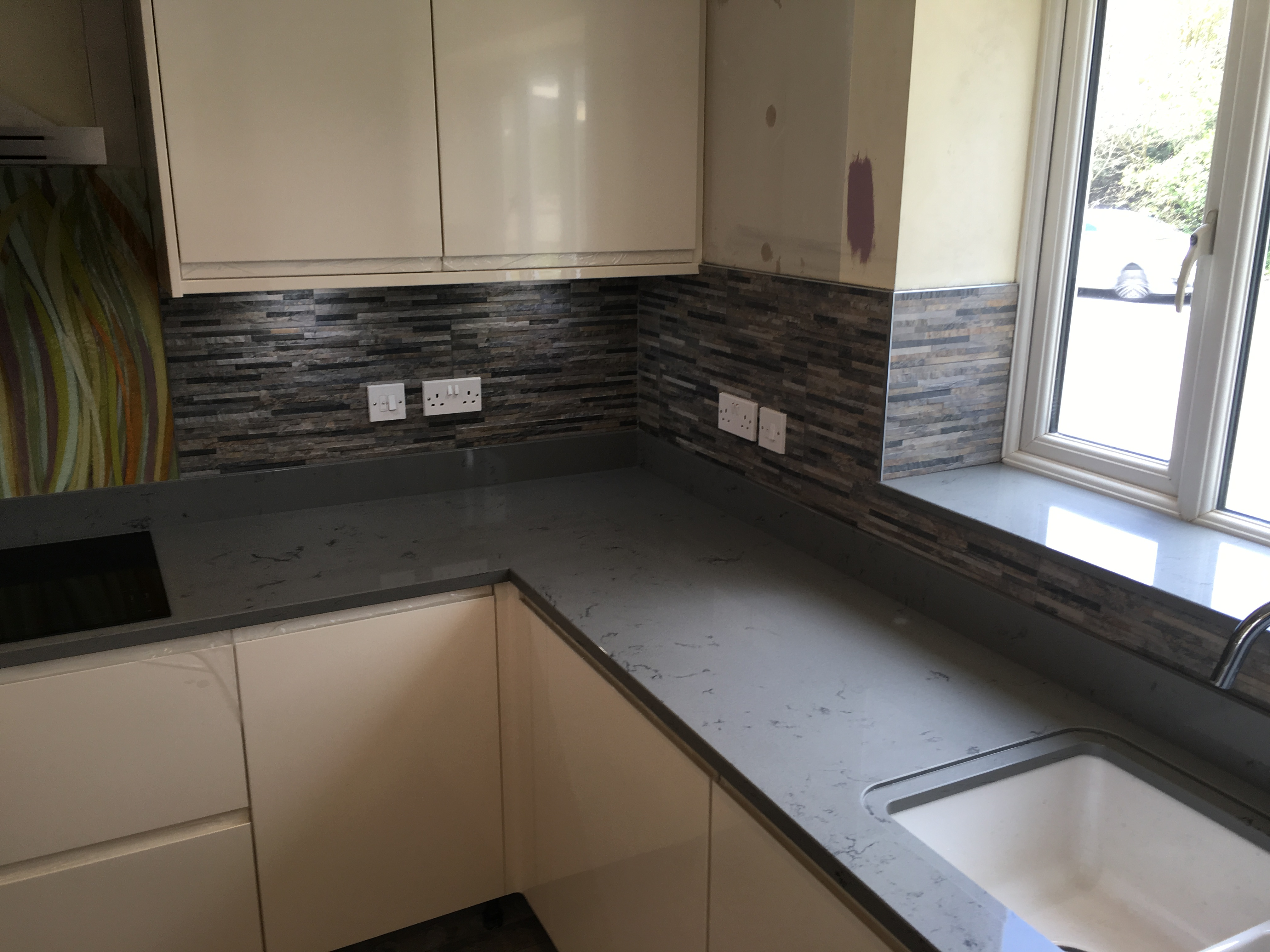 Wickes Kitchen Tiling  Tilersforumscouk  Professional
