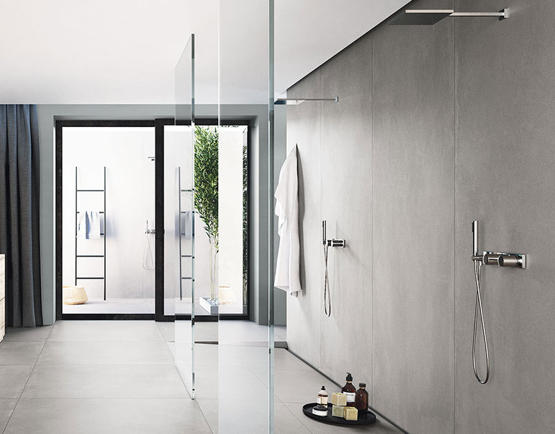 extra large format tiles tile space