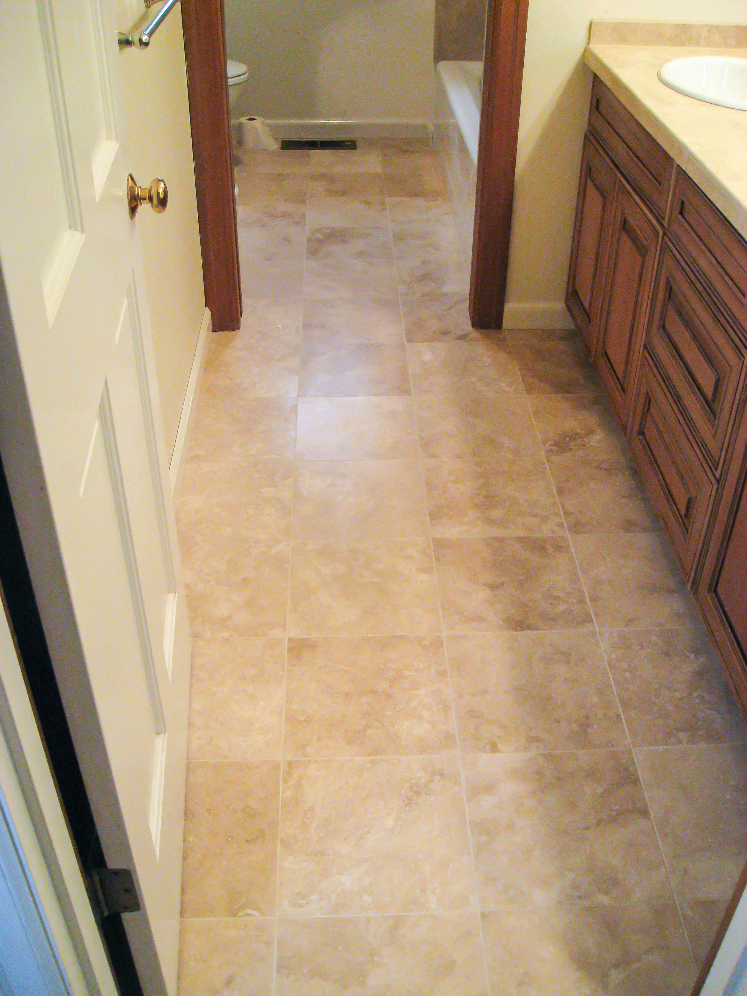 Stone Fireplace Surrounds Ideas Bathroom Floors - Seattle Tile Contractor | Irc Tile Services