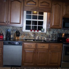 Onyx Kitchen Backsplash Contemporary Faucet Easy Cleaning Tips For Black Galaxy Granite And Make It