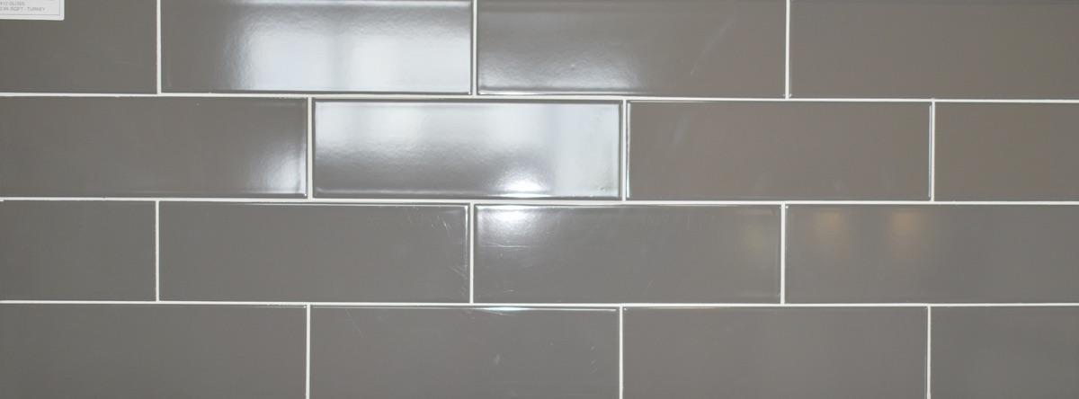 4x12 grey subway tile tiles stone